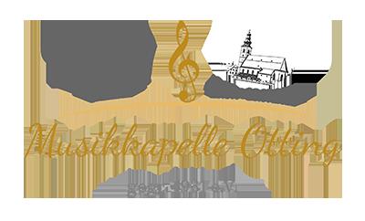 Musikkapelle Otting gegr. 1931 e. V. Logo